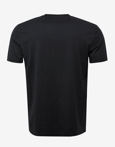 Givenchy Black Label Print Cuban Fit T-Shirt