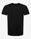 Black Iridescent Vintage Logo Slim Fit T-Shirt