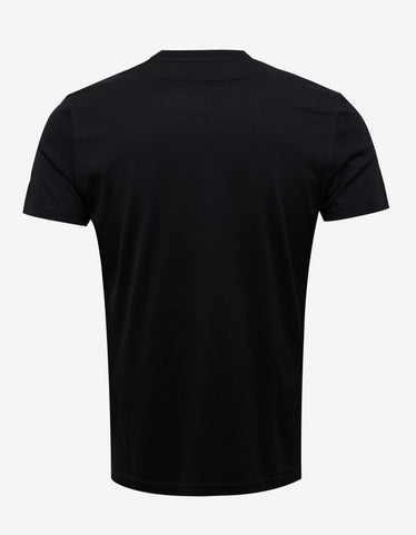 Givenchy Black Shark Print Cuban Fit T-Shirt