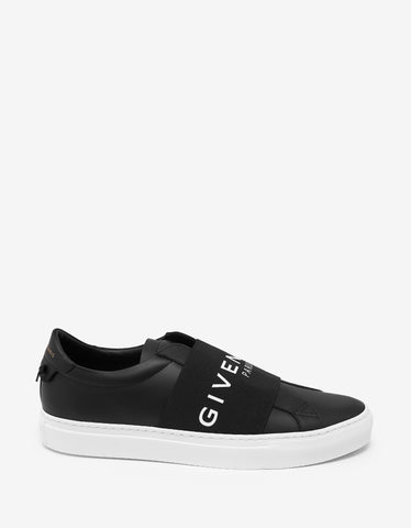 Givenchy Black Urban Skate Trainers