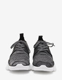 Grey Marl Jaw Sock Trainers