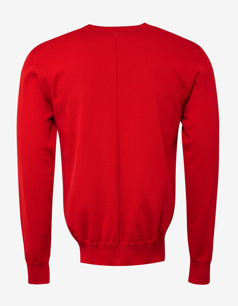 Red Star Sweater