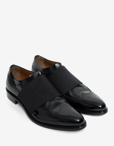 Givenchy Show Richelieu Icon Derby Shoes