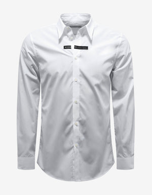 White 3 Av George V / 75008 Paris Shirt -
