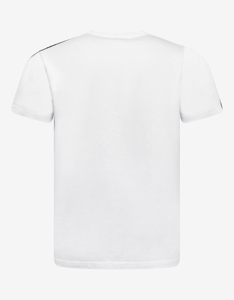 White 4G Logo Band T-Shirt