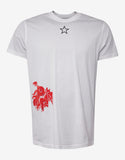 White Cathedral Print Modern Fit T-Shirt