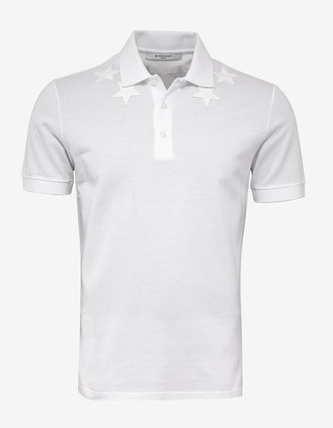 Black Medusa Crest Polo T-Shirt