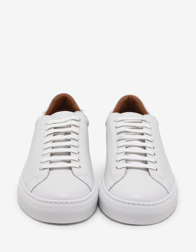 White Upside Down Urban Street Trainers