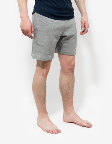 Orlebar Brown Grey Afador Sweat Shorts