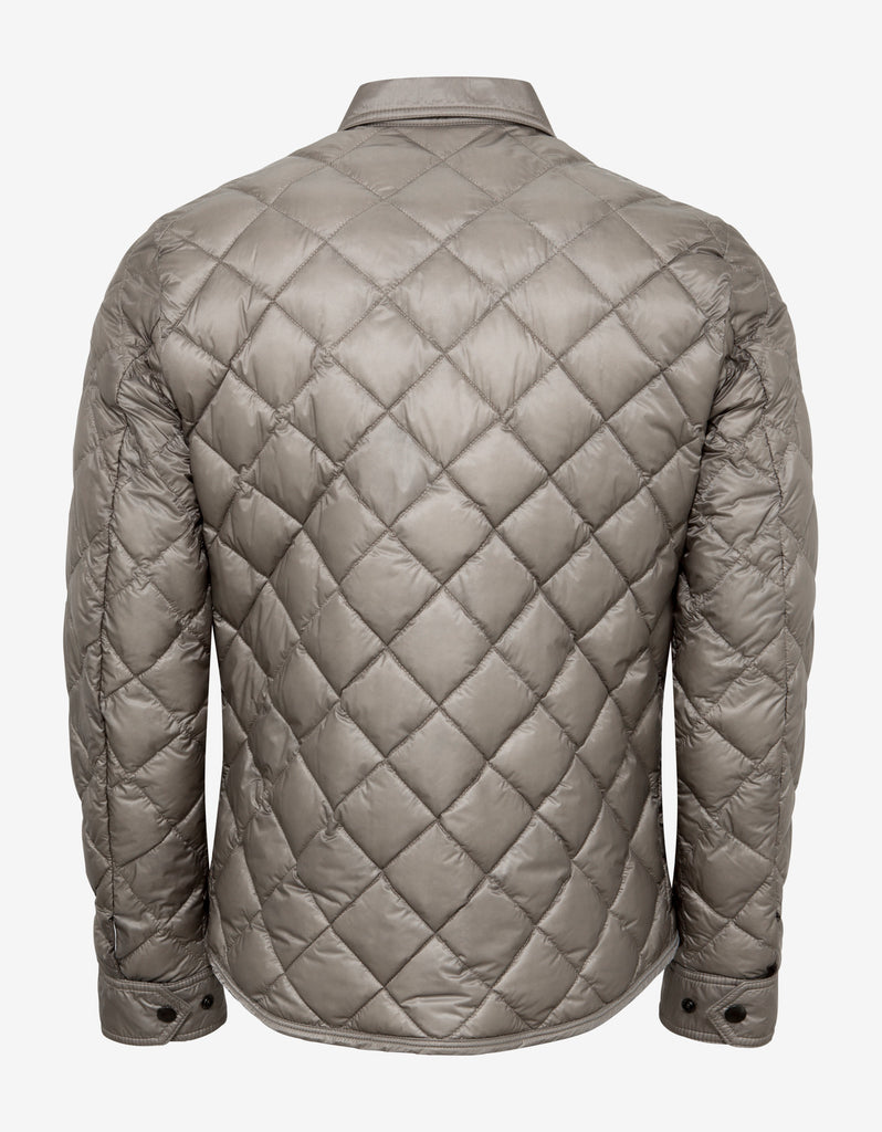 Frederic Grey Quilted Lightweight Jacket