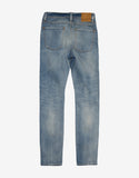Iggy Skinny Atomic Air Wash Stonewash Jeans