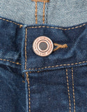 Blue Lou Slim 'Hunters Angels' Stonewash Jeans