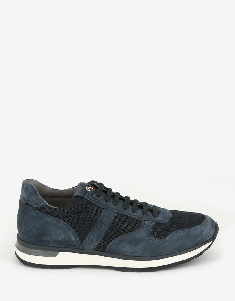 New Montego Suede & Nylon Trainers