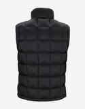 Ronet Black Nylon Down Gilet