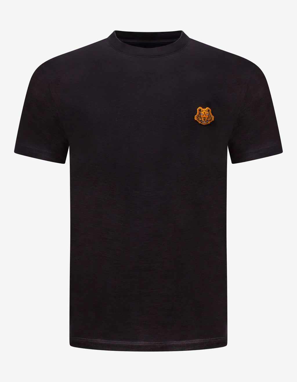 Black Tiger Crest T-Shirt
