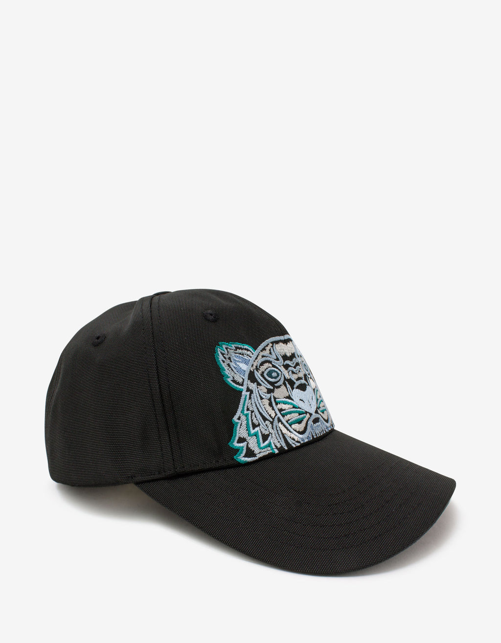Black Tiger Embroidery Cap