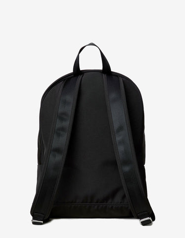 Kenzo Black Contrast Tiger Canvas Large Backpack