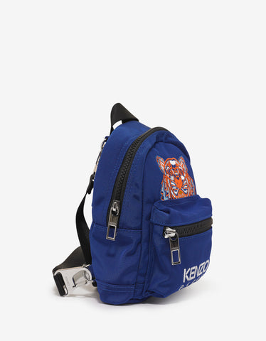Blue Tiger Mini Backpack