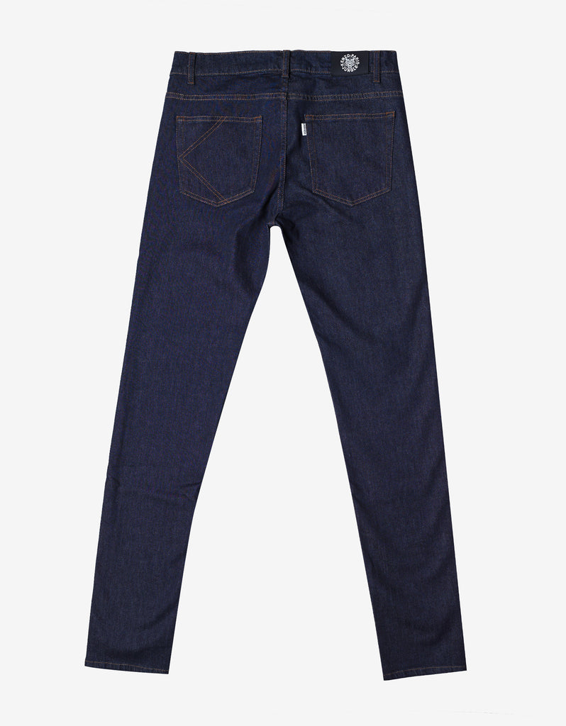 Dark Blue Slim Jeans