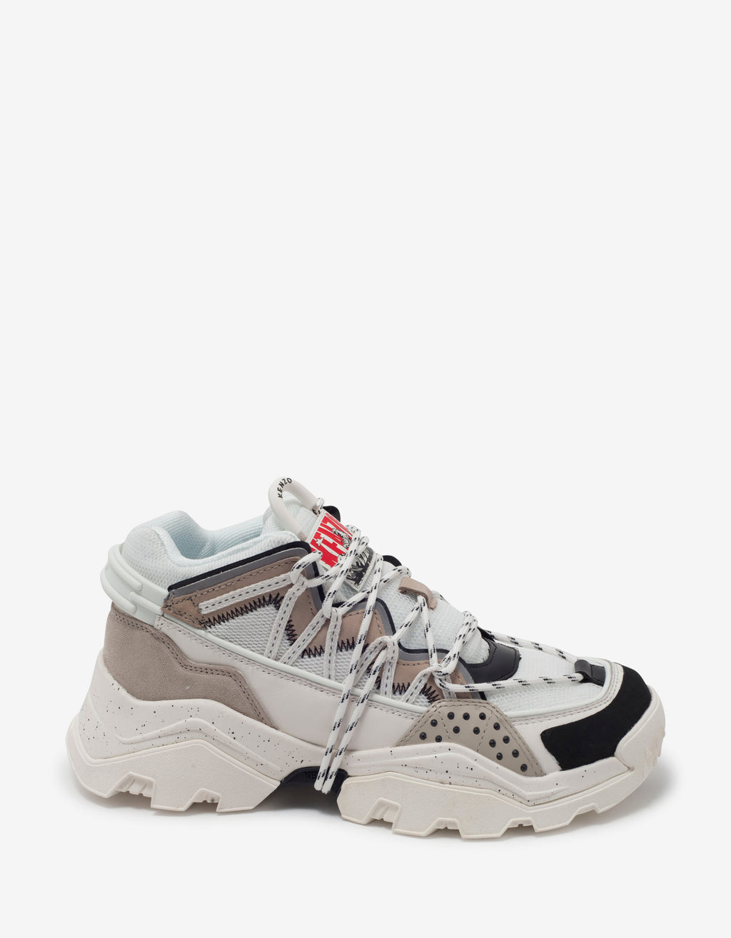 Pale Grey Inka Trainers