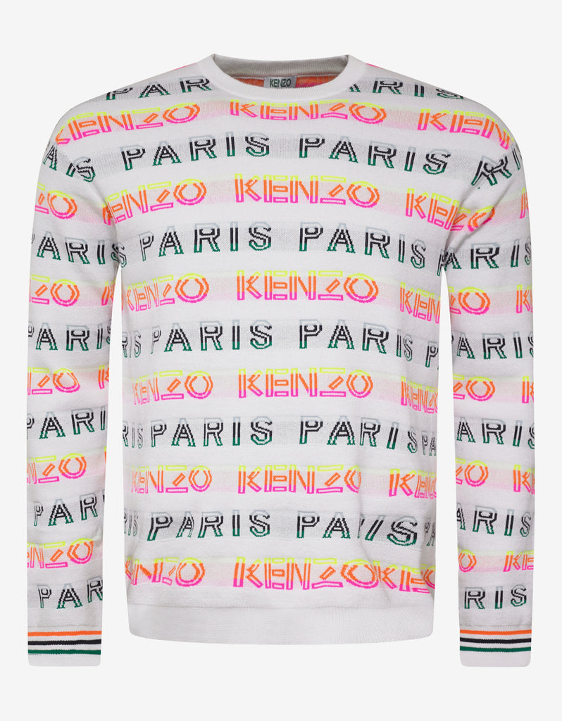 All-Over Kenzo Paris Sweater