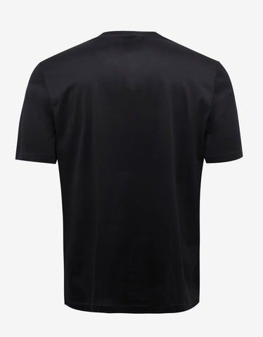 Lanvin Black Ginger, The Fool, Chain Print T-Shirt
