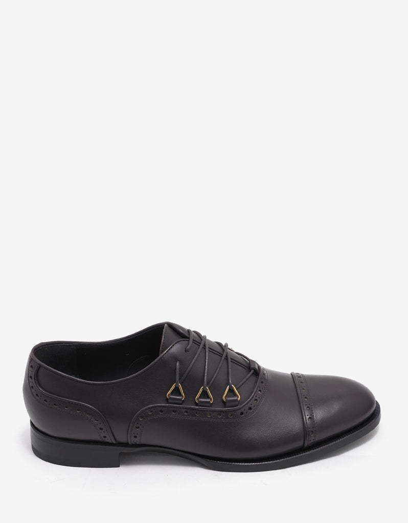 Brown Mountain Oxford Shoes