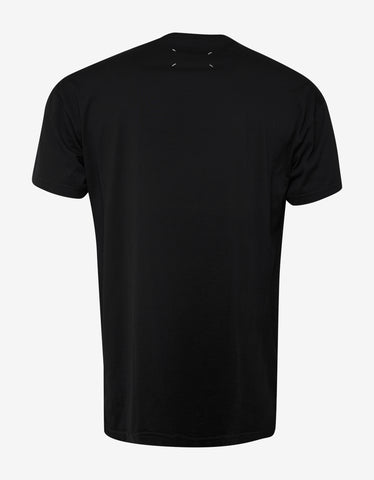 Maison Margiela Black Hands Print T-Shirt