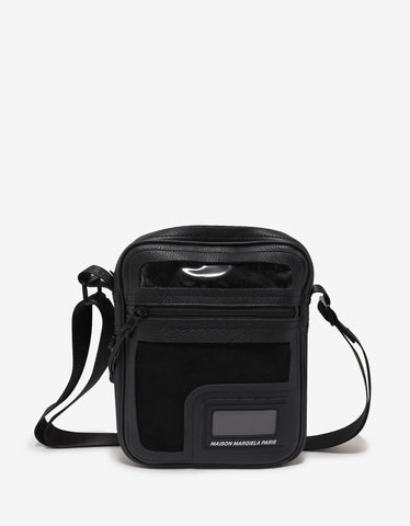 Maison Margiela Black Décortiqué Crossbody Bag