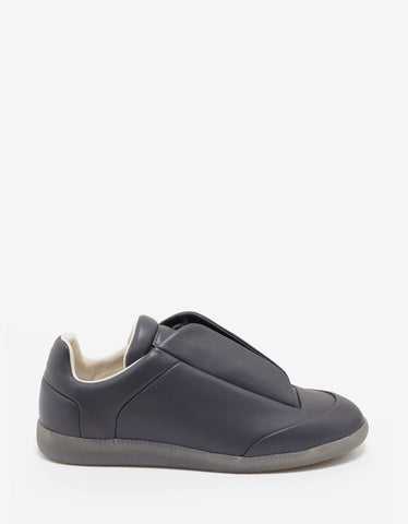 Maison Margiela Future Grey Low Trainers