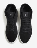 Maipu Black Hi-Top Trainers