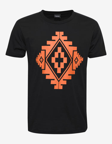 Marcelo Burlon Staff Graphic Print T-Shirt