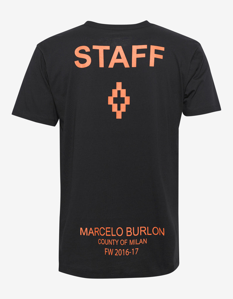 Staff Graphic Print T-Shirt