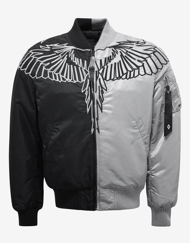 Marcelo Burlon Talca Alpha MA-1 Flight Jacket