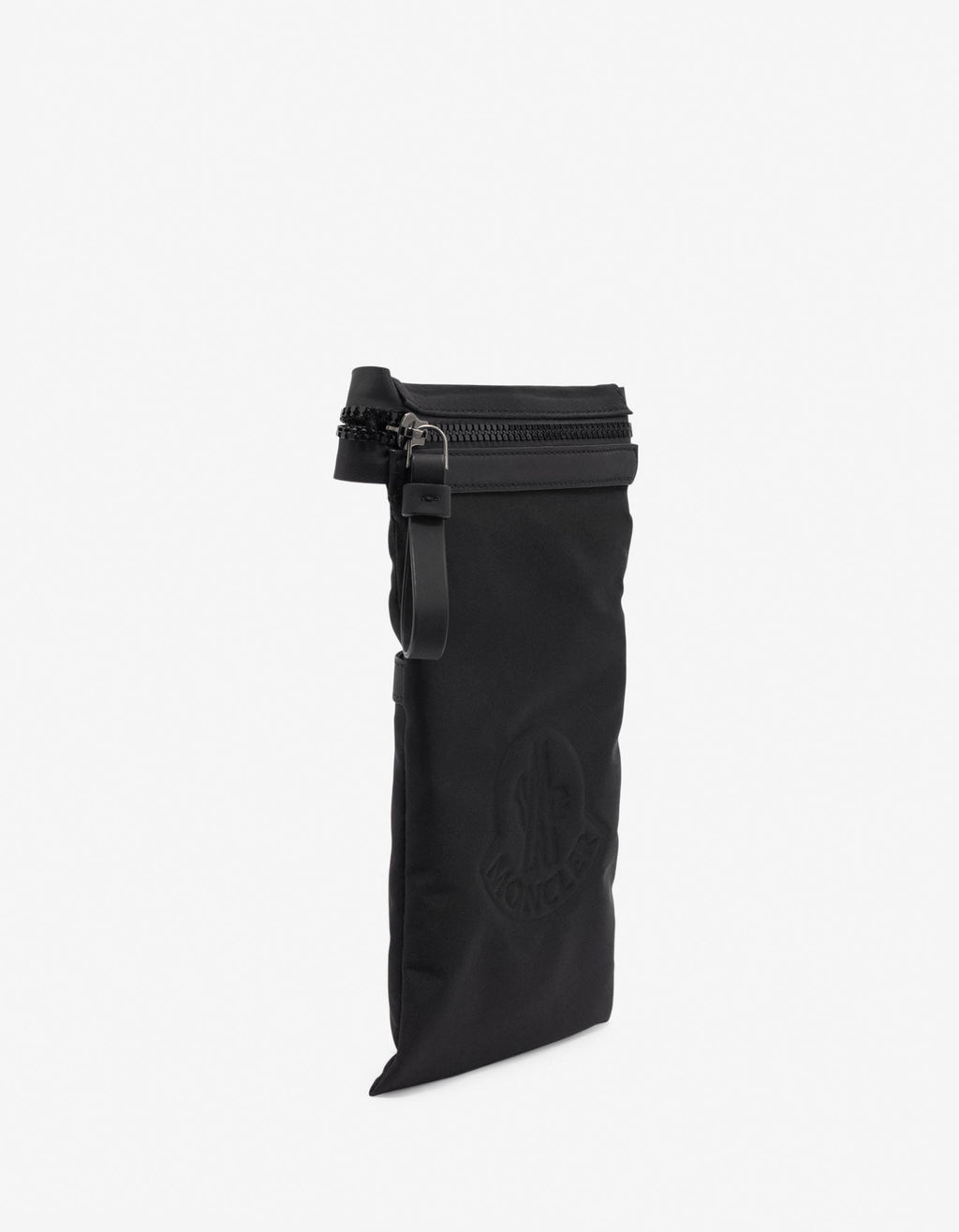 Black Nylon Phone Case