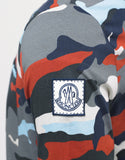 Camouflage Graphic Print T-Shirt