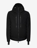 Bessans Black Down Jacket