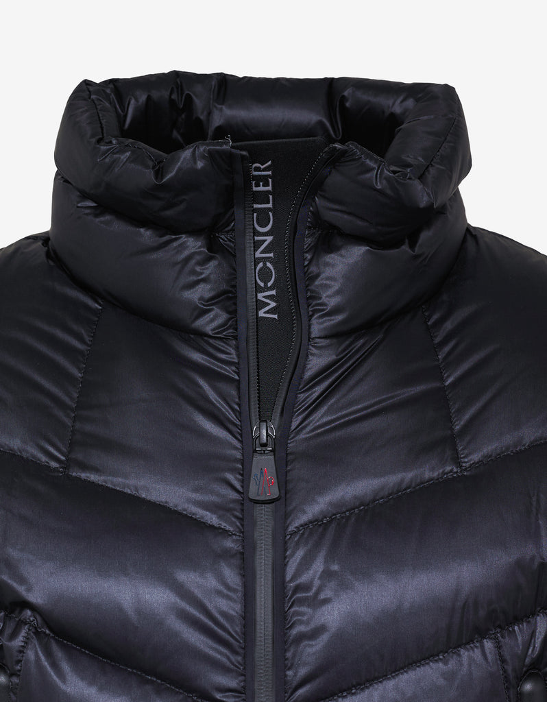 8c44fb001 Canmore Navy Blue Nylon Down Jacket