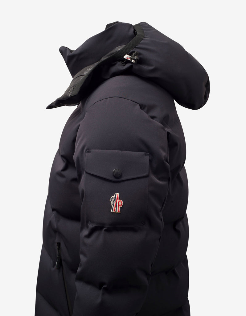 Montgetech Navy Blue Down Jacket