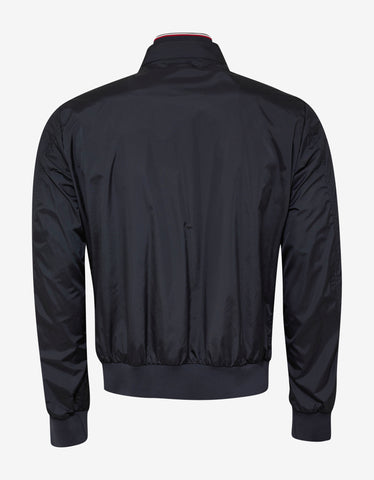 Moncler Miroir Navy Blue Lightweight Jacket