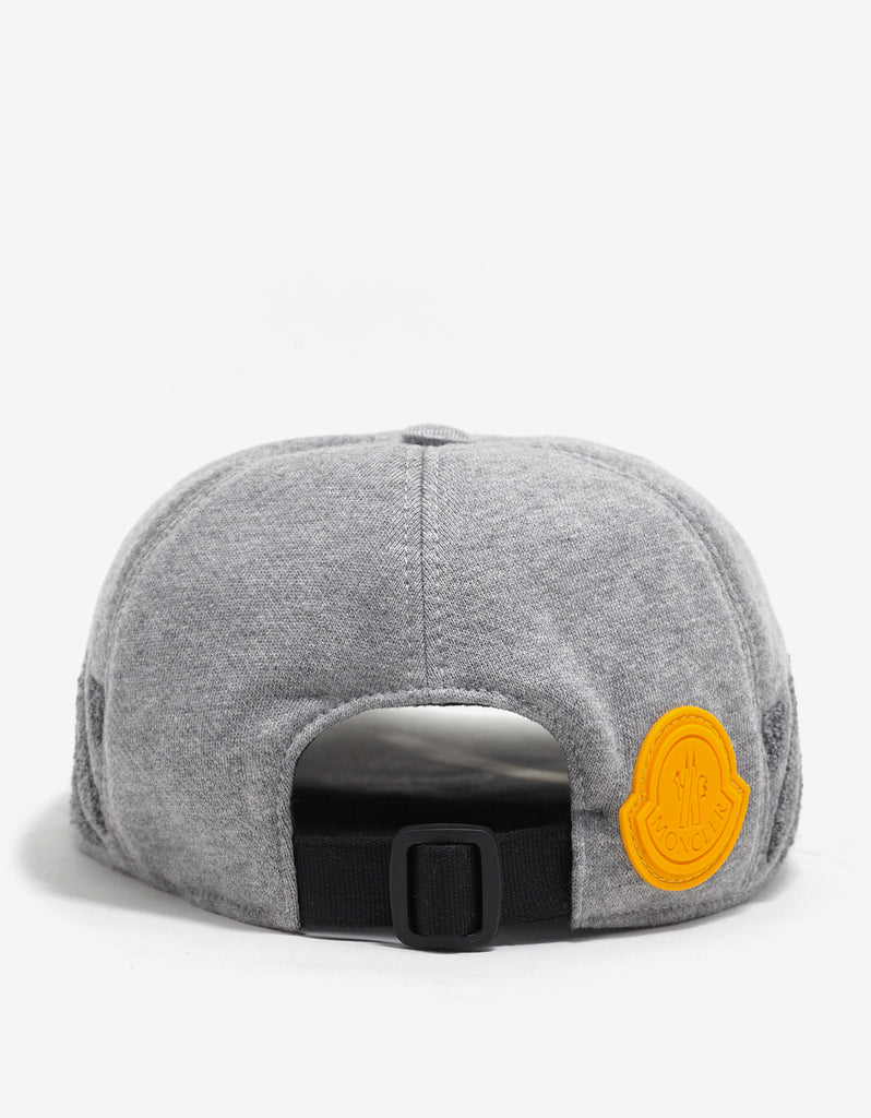Grey 'White Widow' Cap