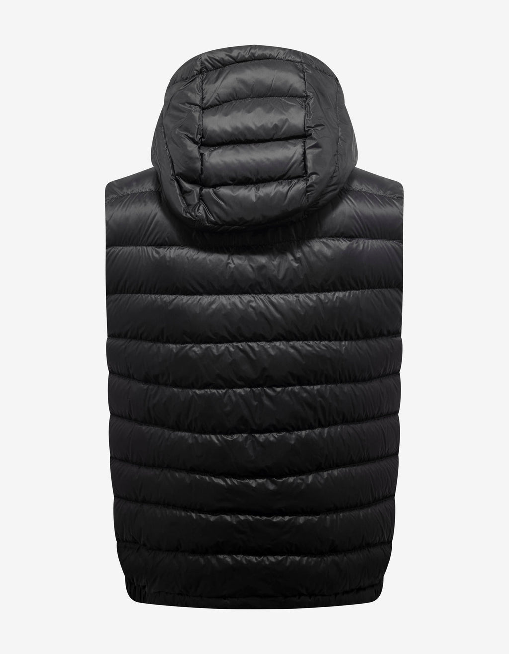 Timothe Black Nylon Down Gilet