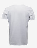 White Logo Silhouette Graphic T-Shirt