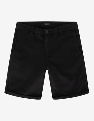 Cody Black Tailored Shorts
