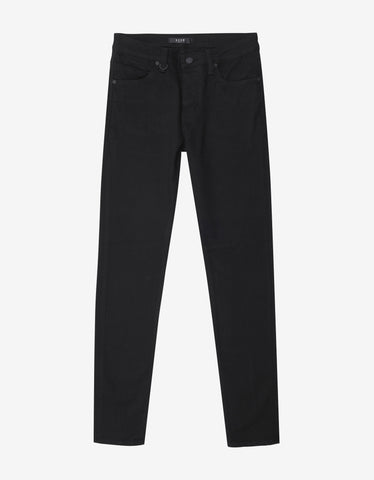 Neuw Hell Skinny Kings Road Black Jeans