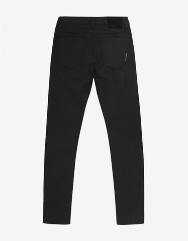 Neuw Iggy Skinny 'Black Raw' Denim Jeans