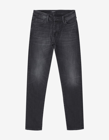 Neuw Iggy Skinny Club Roxy Wash Black Jeans
