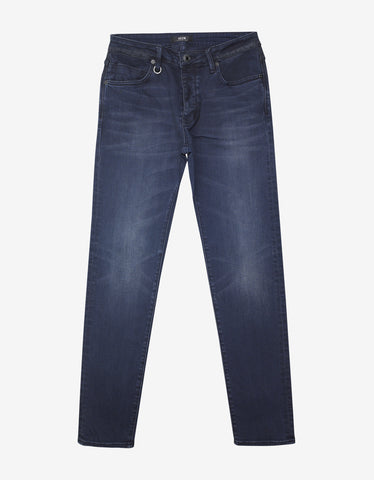 Neuw Iggy Skinny 'Collect Air Wash' Blue Jeans