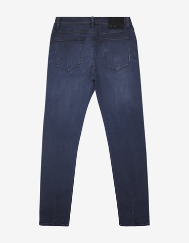 Neuw Iggy Skinny Collect Air Wash Blue Jeans