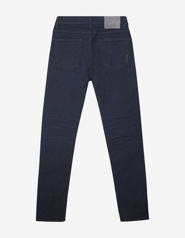 Neuw Iggy Skinny 'New Authentic' Blue Jeans